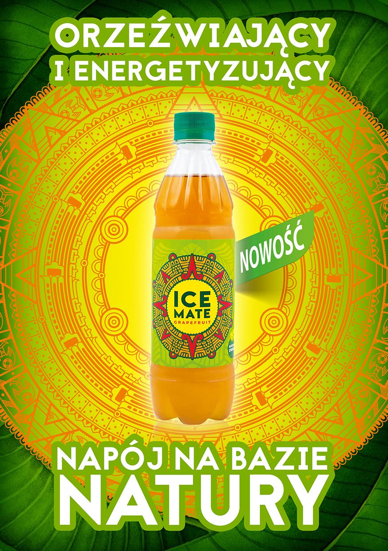 IceMate, Zdrowa żywność - Naturalny energetyk dla Ciebie!